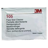 Maskenreinigungstücher 3M 105, Einzelverpackt, Packung à 40 Stück