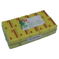 Reinigungsschwamm Scotch-Brite 174 , gelb/grün, Packung à 20 Stück