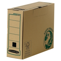 SCATOLE ARCHIVIO EARTH SERIES BANKERS BOX® FELLOWES A4+ DORSO 10  - CONF. 20
