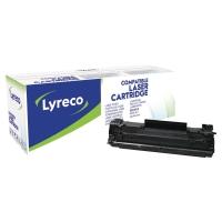 Lyreco HP CF283X 代用環保鐳射碳粉盒 黑色