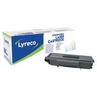 Lyreco compatibele Brother TN-3280 laser cartridge zwart [8.000 pagina s]