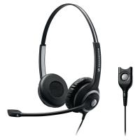 Sennheiser SC260  telefoon headset met snoer - binauraal