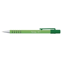 LYRECO RECYCLED RUBBERED MECHANICAL PENCIL RETRACTABLE 0.7MM