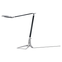 Leitz Style LED lamp satijnzwart