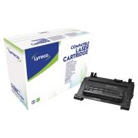 Lyreco compatibele HP CF281A laser cartridge nr.81A zwart [10.500 pagina s]