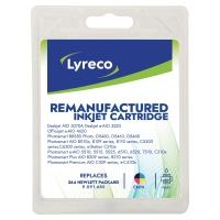 Lyreco compatibele HP N9J73AE inkjet cartridge nr.364 kleur [250+3x300 pagina s]