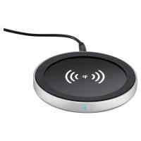 Nabíjacia stanica pr e mobilné telefóny QI Wireless BQI-001, micro USB kabel,