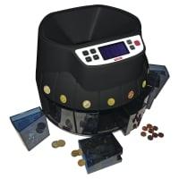 Reskal telmachine voor euro muntstukken