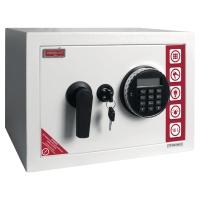 Reskal SE2 premium coffre-fort avec serrure électronique 16,5 litres - blanc