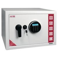 Reskal SE3 premium coffre-fort avec serrure électronique 38,5 litres - blanc