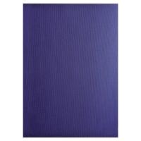 Okładka EXACOMPTA materiałowa, niebieska, opakowanie 100 sztuk
