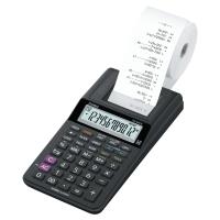 Casio kalkulačka s páskou HR-8RCE, extra veľký 12-miestny displej