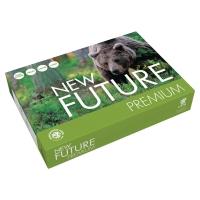 New Future Premium papier A4 80g - 1 doos = 5 pakken van 500 vellen