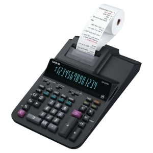 CASIO DR-320RE PRINTREKENMACHINE 14 CIJFERS