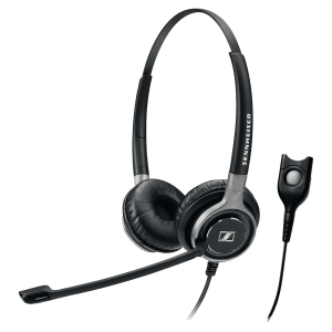 Sennheiser Tel Headset SC668 Wired Duo