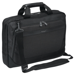 "Targus CitySmart Slimline Laptop Briefcase / Messenger Bag  fits 15.6"" laptops"