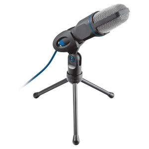 MICROPHONE FILAIRE ET USB TRUST MICO