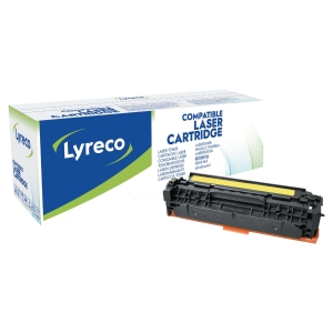 LYRECO LAS CART KOMP CANON 718 GUL