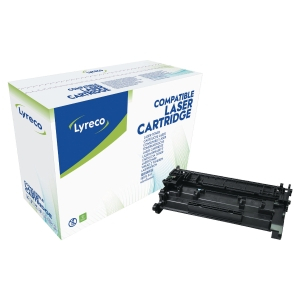 LYRECO LAS CART KOMP HP CF226A SORT