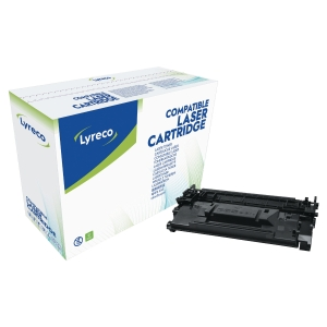Laser cartridge Lyreco kompatibel HP CF226X sort
