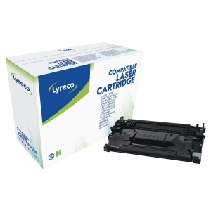 Laser cartridge Lyreco kompatibel HP CF287A sort