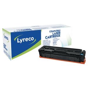 Lyreco Compatible HP Color LaserJet Pro M252 (CF401A) Cyan