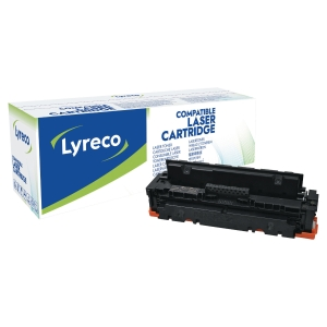 Laser cartridge Lyreco kompatibel HP CF410X sort
