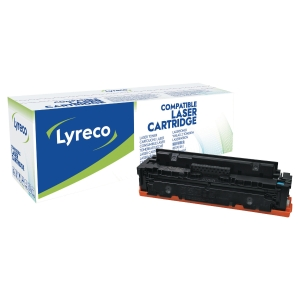 Laser cartridge Lyreco kompatibel HP CF411X cyan