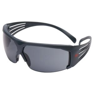 Skyddsglasögon 3M Securefit SF602SGAF grå
