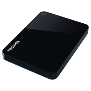 EKSTERN HARDDISK TOSHIBA CANVIO CONNECT II 2TB 2TB SORT