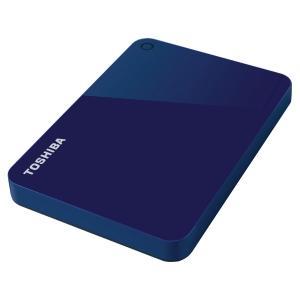 TOSHIBA CANVIO ALU 3S USB 3.0 2TB SØLV
