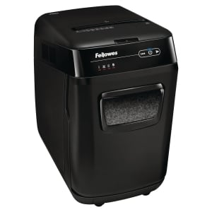 DESTRUCTORA FELLOWES AUTOMAX 200M DE MICROCORTE