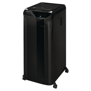 FELLOWES AUTOMAX 550C AUTOFEED SHREDDER CC