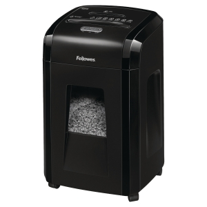 MICROSHRED 48Mc  DESTRUCTEUR DE DOCUMENTS FELLOWES