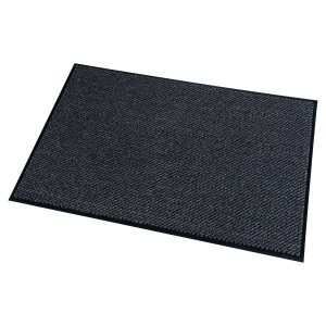 Paperflow Microfiber Doormat 90x150cm Grey