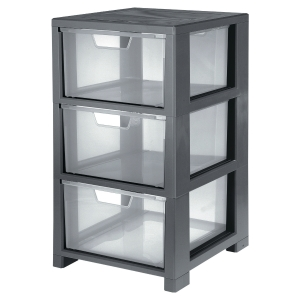 STORAGE TOWER 3 DRAWERS