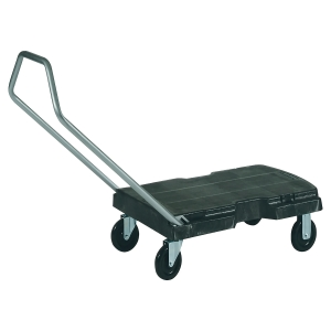 CARRELLO DA TRASPORTO TRIPLE RUBBERMAID