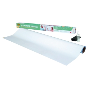Post-it Super Sticky Dry Erase film 3M rotolo formato 1,219 m x 1,829 m