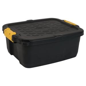 Heavy Duty Kunststoffbox 24 Liter (H 20 x B 40 x T 50 cm)