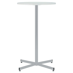 Panama high table 110 x 60 cm white