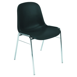 NOWY STYL BETA CHROME RECEPTION CHAIR