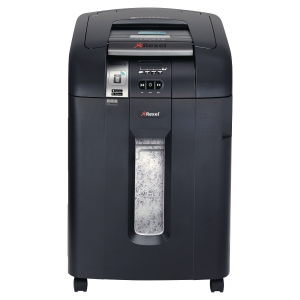 Rexel Auto+ 600X Automatic Smartech Shredder Cross Cut P-4 80L