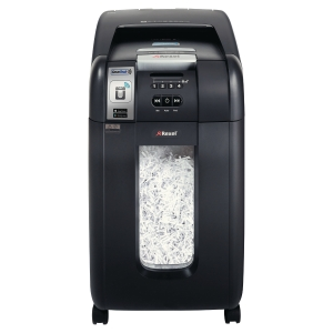 Rexel Auto+ 300X Smartech Shredder Cross Cut P-4 40L