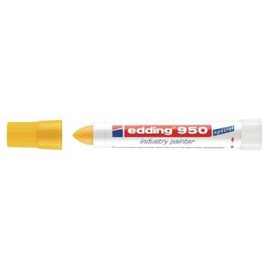 Edding 950 Industry Paint Marker Yellow Each