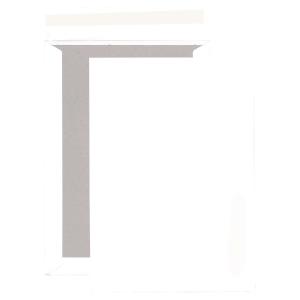 Obálka vyztužená kartonem B4, 350g/m2, samolep. s krycí páskou, bílá, bal.100 Ks