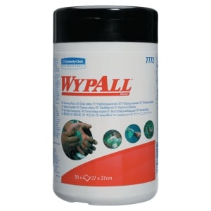 Lingettes nettoyantes WYPALL 7772