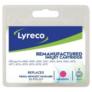 Tinte Lyreco kompatibel mit HP 903XL, Inhalt: 22,5 ml, magenta
