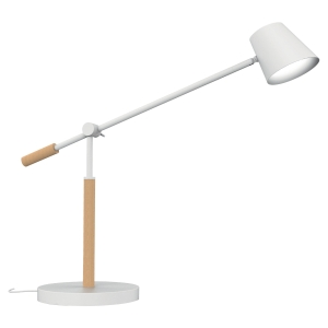 Bordlampe Unilux Vicky LED, birk