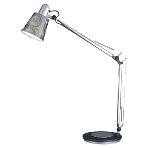 Aluminor Casting 2 LED Desk Lamp - Grey