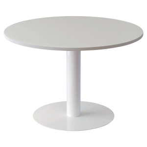 Paperflow Multi Purpose Round Table - White Top
